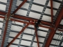 Antykorozja elementów konstrukcji dachu basenu