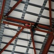 Antykorozja elementów konstrukcji dachu