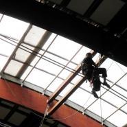 Prace alpinistyczne na wysokości