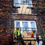 rozbiórka stropów balkonowych