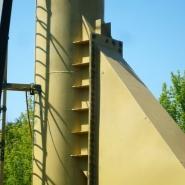 Pokrycie antykorozyjne komina