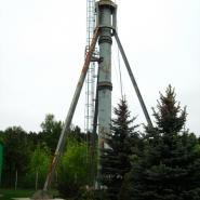 Remont komina przemysłowego