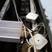 Nieprawidłowo wykonana instalacja elektryczna