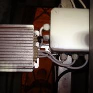 Montaż zasilaczy LED