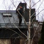 antykorozja na dachu