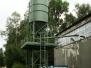 Pokrycie antykorozyjne silosa na cement